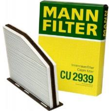 Фильтр салона Mann CU 2939