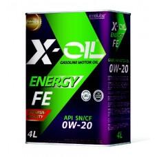 X-OIL Energy FE 0w-20 4л
