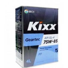 Kixx Geartec FF 75W-85 GL-4 4л