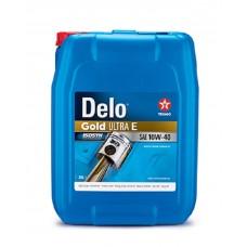 Texaco Delo Gold Ultra E 10w-40 20л