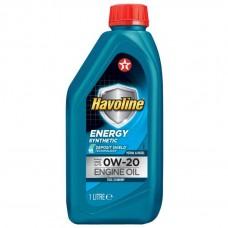 Texaco Havoline Energy 0W-20 1л