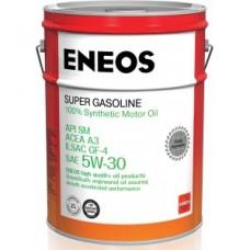 Eneos Super Gasoline 5w-30 20л