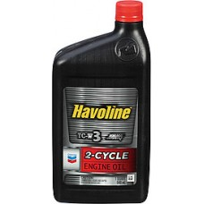 Chevron Havoline 2 CYCLE TC-W3 0,946л