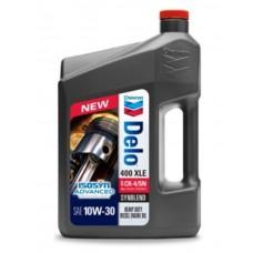 Chevron Delo 400 XLE Synblend 10W-30 3,785л.