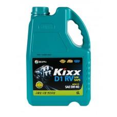 Kixx D1 RV  5W-40 4л