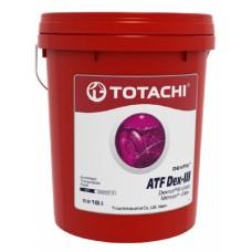 Totachi Dento ATF Dex-III 20л