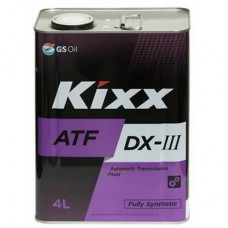 Kixx ATF DX-III 4л