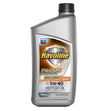 Chevron Havoline ProDS Euro Full Synthetic 5W-40