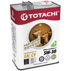 Totachi Ultima Ecodrive F 5W-30 4л